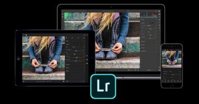 Adobe lanserar ny Lightroom CC Cloud-tjänst