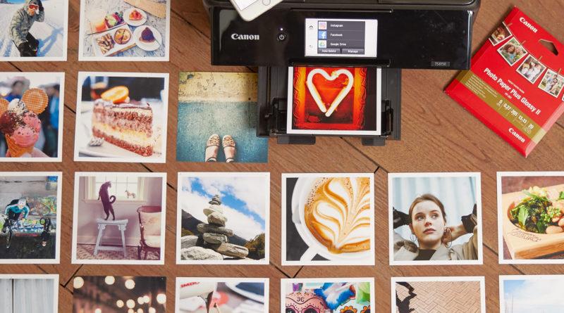Canon lanserar ett lojalitetsprogram för alla som använder Canons eget bläck