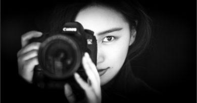Chen Man på Fotografiska – ett kinesiskt tecken i tiden