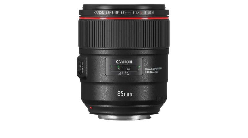 Canon utökar L-serien med fyra nya fasta objektiv med fantastisk kvalitet och kontroll över perspektivet