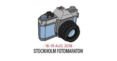 Stockholm Fotomaraton 2018, 18-19 augusti