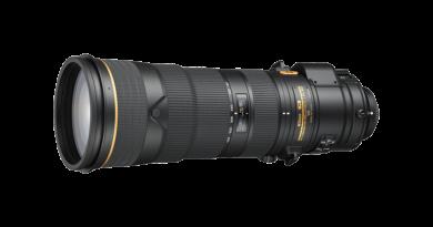Nikon ökar mångsidigheten med telefoto för sport och naturfotografer