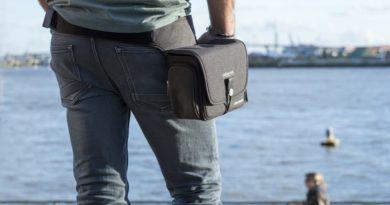 """Nya väskan """"Streetomatic – Olympus Edition"""": Det perfekta valet för gatufotografer"""