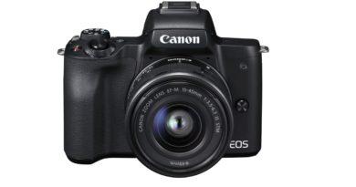 Gör rättvisa åt dina stories med Canon EOS M50